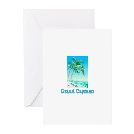 Grand Cayman Greeting Cards (Pk of 10)