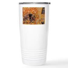 Symphony Print Travel Mug