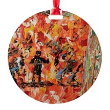 All That Jazz Ornament