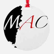 MAC logo Ornament