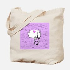 Nurse Pink Tote Bag