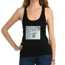Nurse Racerback Tank Top