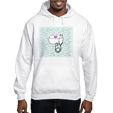 Nurse Jumper Hoody