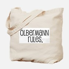 Olbermann Rules Tote Bag