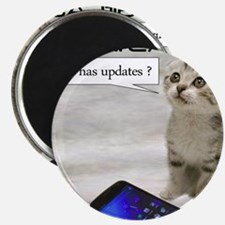 I can has updates Magnet