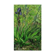 The Iris by Vincent van Gogh Decal
