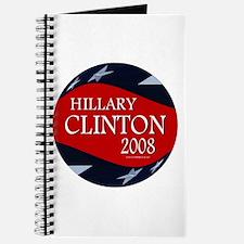 Hillary 3-D Stars Journal