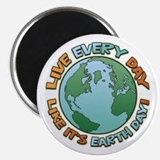 Every Day Earth Day Magnet