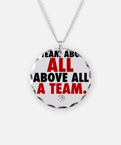 A team above all Necklace