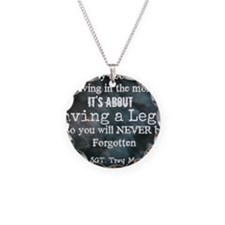 Leaving a Legacy Tee Necklace