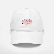 """""""Real Estate Diva"""" [red] Baseball Baseball Cap"""