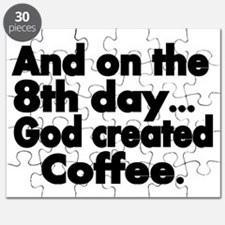 And on the 8th day Puzzle