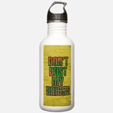 Journal Water Bottle