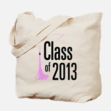 Graduation Class of 2013 Tote Bag