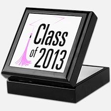 Graduation Class of 2013 Keepsake Box