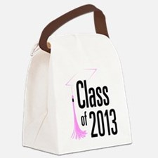 Graduation Class of 2013 Canvas Lunch Bag