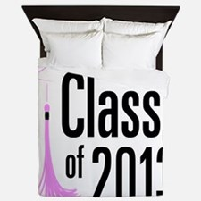 Graduation Class of 2013 Queen Duvet