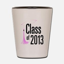 Graduation Class of 2013 Shot Glass