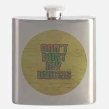 Button-Large Flask