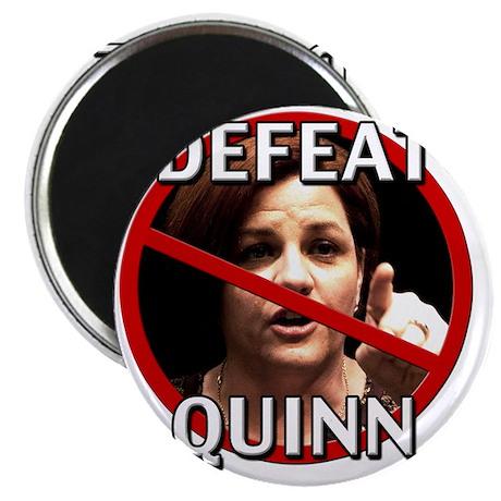 Defeat Christine Quinn Magnet