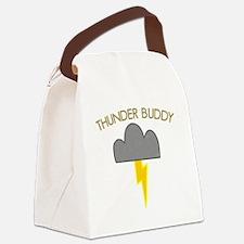 Thunder Buddy Canvas Lunch Bag