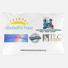 Powered By Families Pillow Case