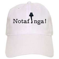 Notafinga! Baseball Cap