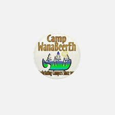 Camp WanaBeerEh Mini Button