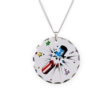 4th of July Firecracker Necklace