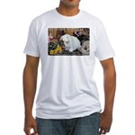 Valuable Pet Lesson #8 Fitted T-Shirt