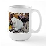 Valuable Pet Lesson #8 Large Mug