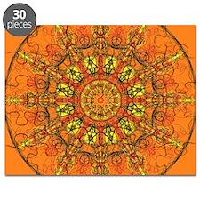 Harmony in Orange Puzzle