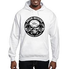 Iron House Muscle Skull Hoodie