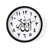 Islamic wall clock Wall Clocks