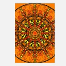 Harmony in Orange Postcards (Package of 8)
