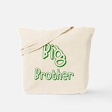 Big Brother (Green) Tote Bag