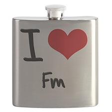 I Love Fm Flask