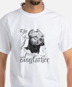 The Pit Bull Dog Father Shirt