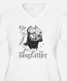 The Pit Bull Dog  T-Shirt