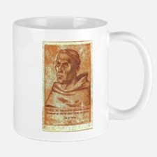 Luther the Monk Coffee Cup