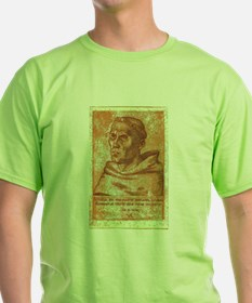 Luther the Monk T-Shirt