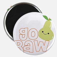 Go Raw Magnet