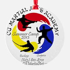 CGMA Summer Camp 2013 Ornament