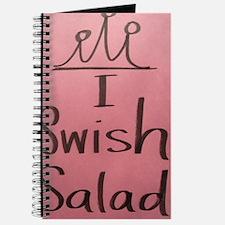 Salad Swish Journal