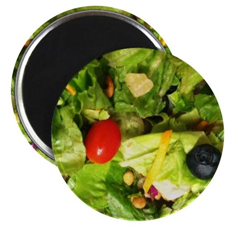 SaladFoodCover Magnet