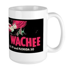 Weeki Wachee Bumper Sticker Replica Mug