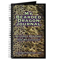 Bearded Dragons Are Beautiful Journal