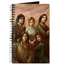 Original cover art for The Five Dollar Mai Journal