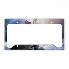 dl2_pillow_case License Plate Holder