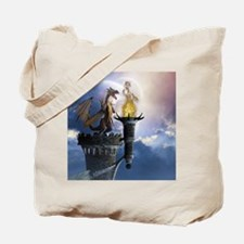 dl2_shower_curtain Tote Bag
